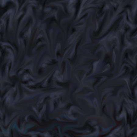 サテンの生地のように見える抽象の暗い青色の背景