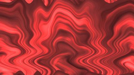 irregular shapes: abstract red background with irregular waving shapes