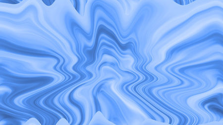 irregular shapes: abstract blue background with irregular waving shapes Stock Photo