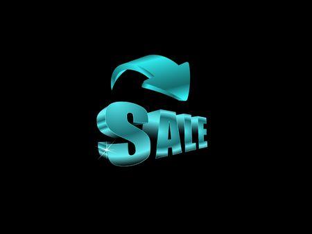 deposit slip: sale Stock Photo