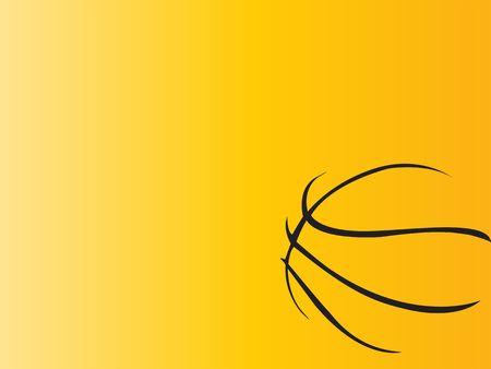 cancha de basquetbol: Baloncesto Foto de archivo