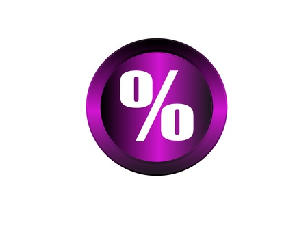 percentage sign photo