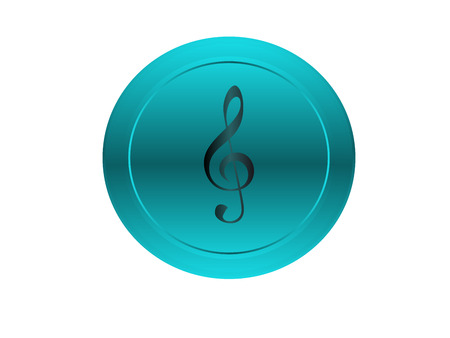 musical note: musical note Stock Photo