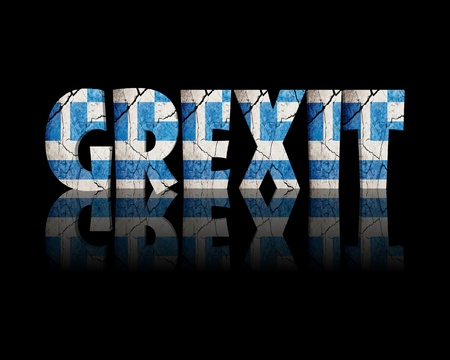 concurs: Grexit grees 3d word