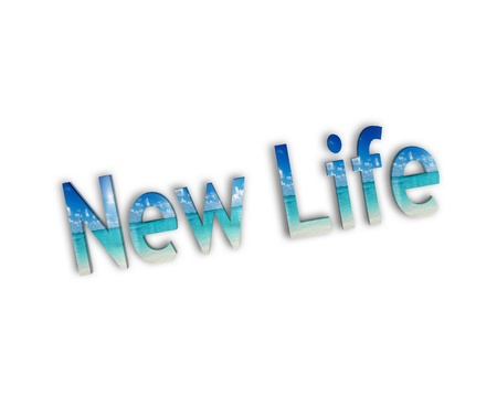 activ: New Life 3d word