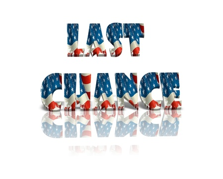 chance: Last Chance 3d word