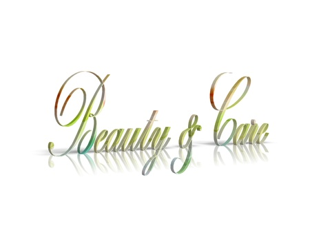alumnos en clase: Beauty Care 3d palabra