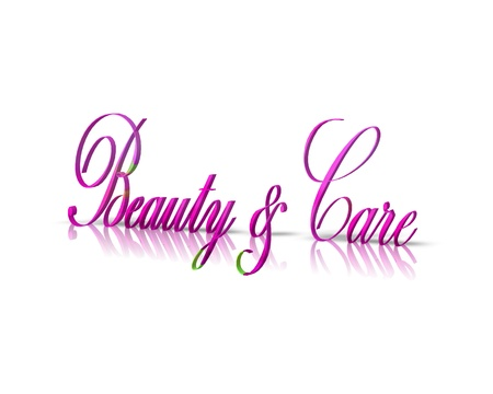 alumnos en clase: Beauty Care 3d palabra