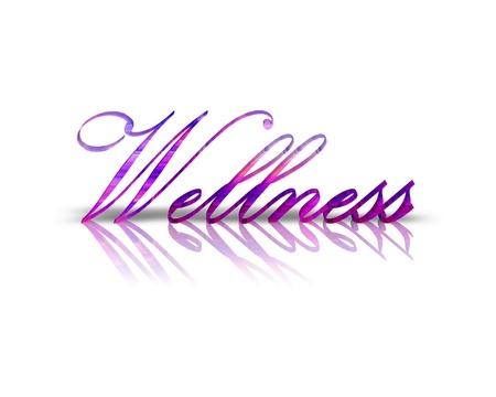 signos vitales: Wellness Spa 3d palabra