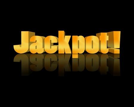Jackpot 3d word