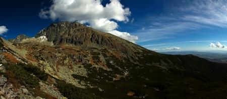 tatry: High Tatra Mountains Slovak