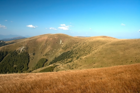 Great view of the mountains Fatra-Slovakia photo