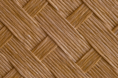 wicker woven texture background photo