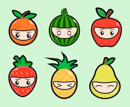 My Fruit Ninja Head
