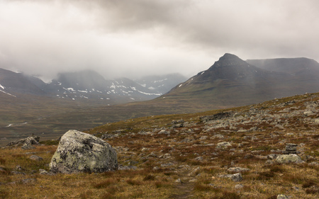 scandinavia remote wilderness