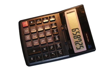 function key: This is a big advanced calculator with many functions.