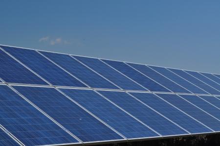 This is a photovoltaic farm in Bulgaria.