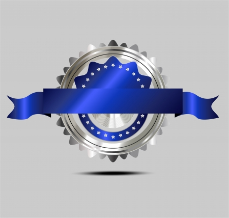 Creative design of a corporate market label/emblem/sticker Stock Vector - 14440081