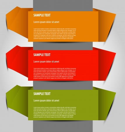 Design of multicolor  option templates for multipurpose use