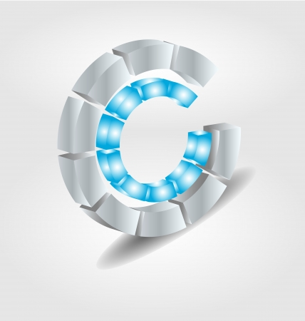 brand logo: Originally designed brand logo