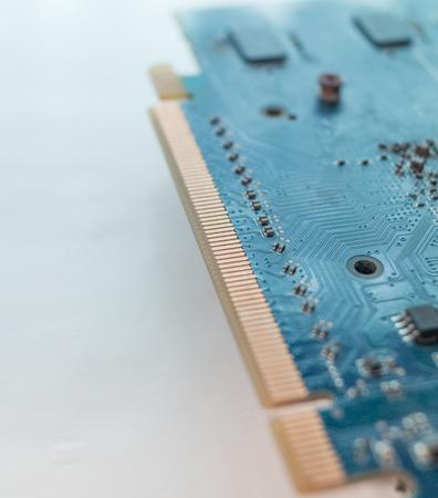 vga: Computer Hardware Graphic Card Circuito de tarjeta de video, conexión pci express