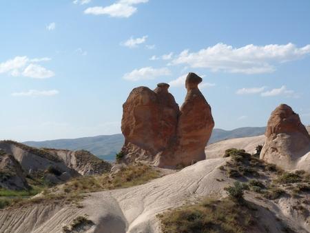 cappadocia: Beautiful and mysterious Cappadocia, Turkey