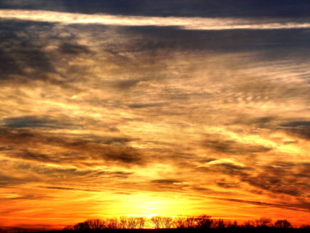 sizzling: Sizzling Sunset