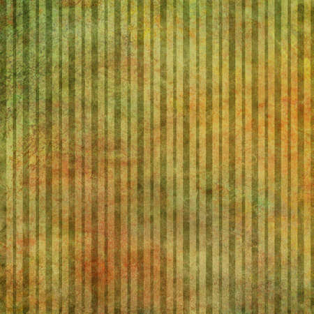 mottled: mottled background with stripes in green Stock Photo