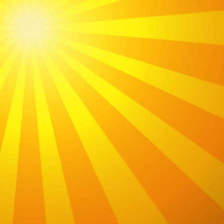 hot summer sun Stock Photo - 3144557
