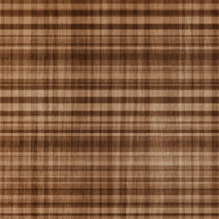 brown plaid paper Stock Photo