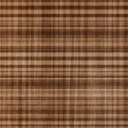 plaid papier brun  Banque d'images
