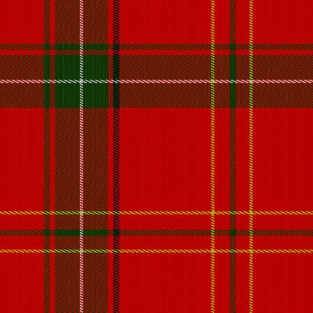 classic sccotish tartan
