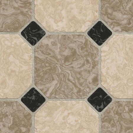 ceramiki: bezszwowe płytki podłogowe