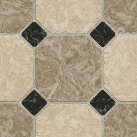 ceramic: seamless floor tiles