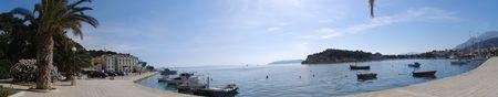 Makarska in Croatia photo