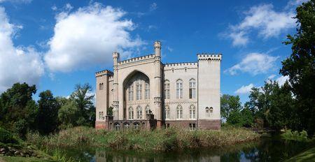 Kornik castle, Poland