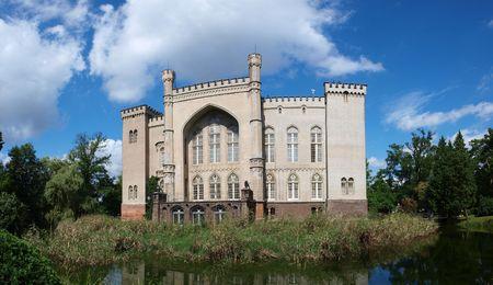 wielkopolskie: Kornik castle, Poland