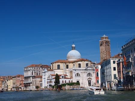 Santa Geremia, Venice, Italy