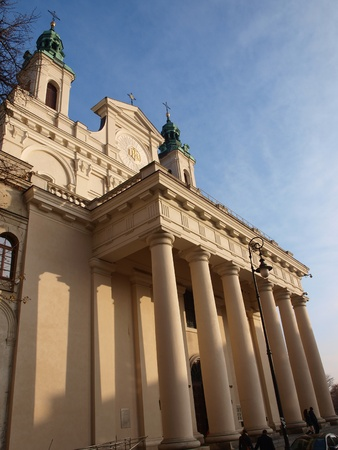 The Cathedral of Saint John The Baptist and The Evangelist, Lublin, Poland