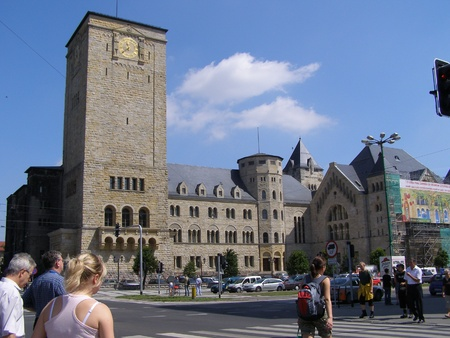 The Imperial Castle in Poznan, Poland