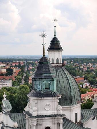 lubelszczyzna: Roman Catholic Basilica of the Nativity of Virgin Mary, Chelm, Poland