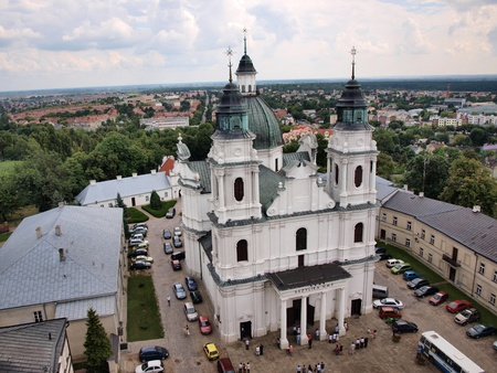 Roman Catholic Basilica of the Nativity of Virgin Mary, Chelm, Poland