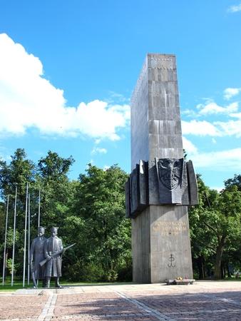 wielkopolska: Monument to the Wielkopolska Insurgents, Poznan