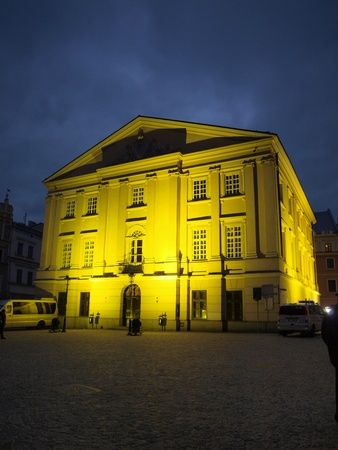 Crown Tribunal, a former appeal court in Lublin, Poland