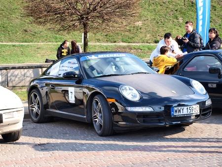 lubelszczyzna: Porsche Fans Convention Lublin 2012: 13-15th April 2012, Lublin, Poland Editorial
