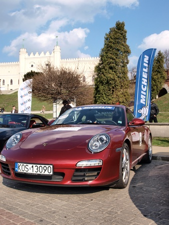 Porsche Fans Convention Lublin 2012: 13-15th April 2012, Lublin, Poland
