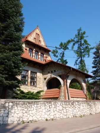 orphanage: A former orphanage established by the Polish novelist Stefan Zeromski, Naleczow, Poland Editorial