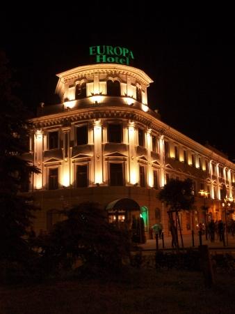 lubelszczyzna: Hotel Europa, Lublin, Poland