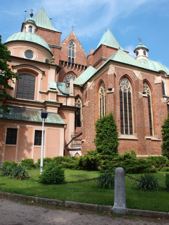 Cathedral of St  John The Baptist, Wroclaw, Poland Stock Photo - 14087516