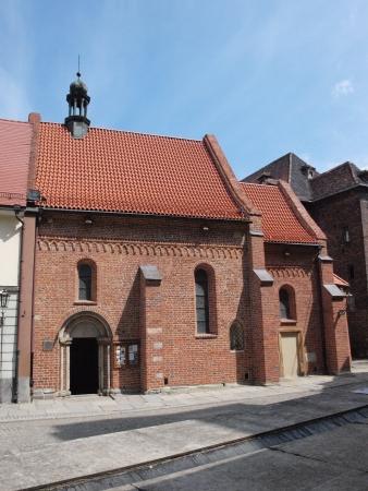 Church of St Giles, Ostrow Tumski, Wroclaw, Poland Stock Photo - 14087513